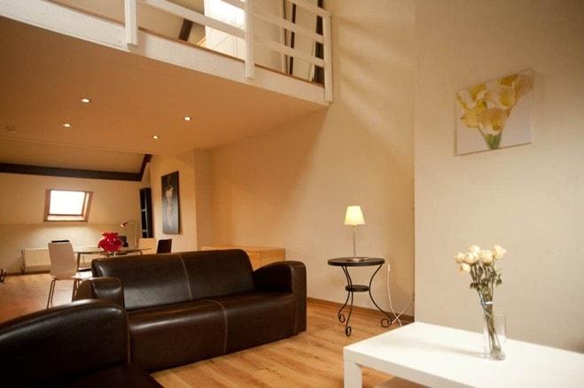 Tijdelijk Appartement Antwerpen Derde Verdieping