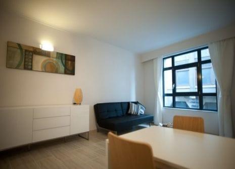Vlakbij stadspark Antwerpen: gemeubeld appartement te huur