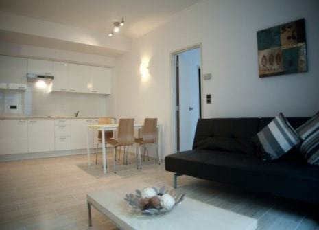 Te huur vanaf 1 maand: gemeubeld appartement Antwerpen