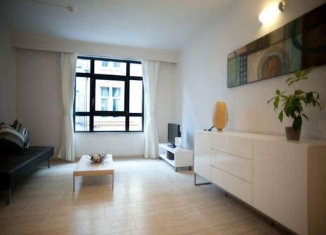 All in prijs: gemeubeld appartement te huur hartje Antwerpen
