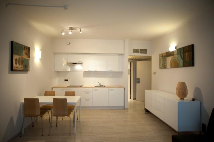 Gezellig appartement te huur antwerpen volledig gemeubeld for Studio antwerpen te huur