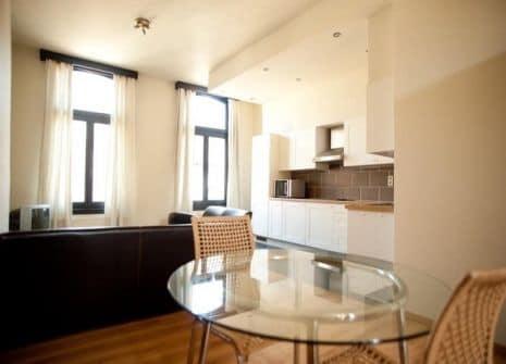 appartement te huur Antwerpen voor korte termijn (minimum 1 maand)